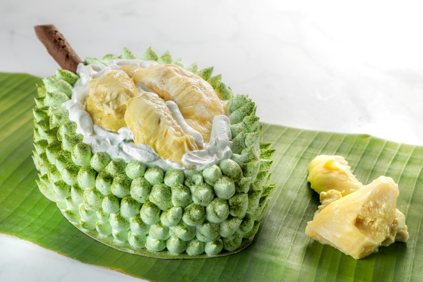 harbour plaza durian dessert