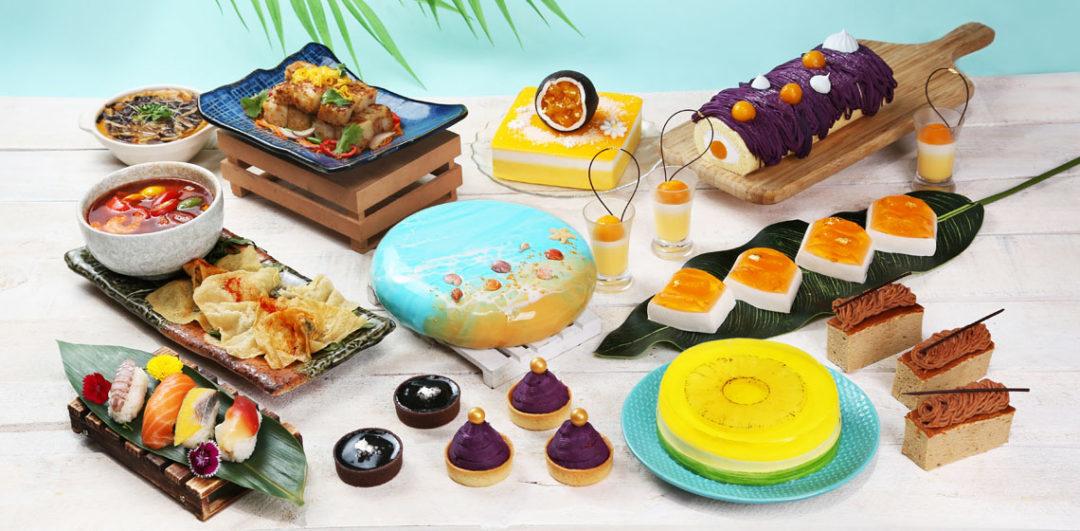 royal park hotel desserts