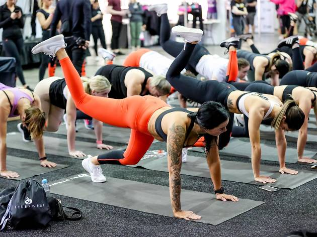 The Fitness Show Melbourne