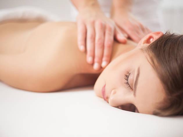 Este masaje especial para contracturas te brindará alivio muscular