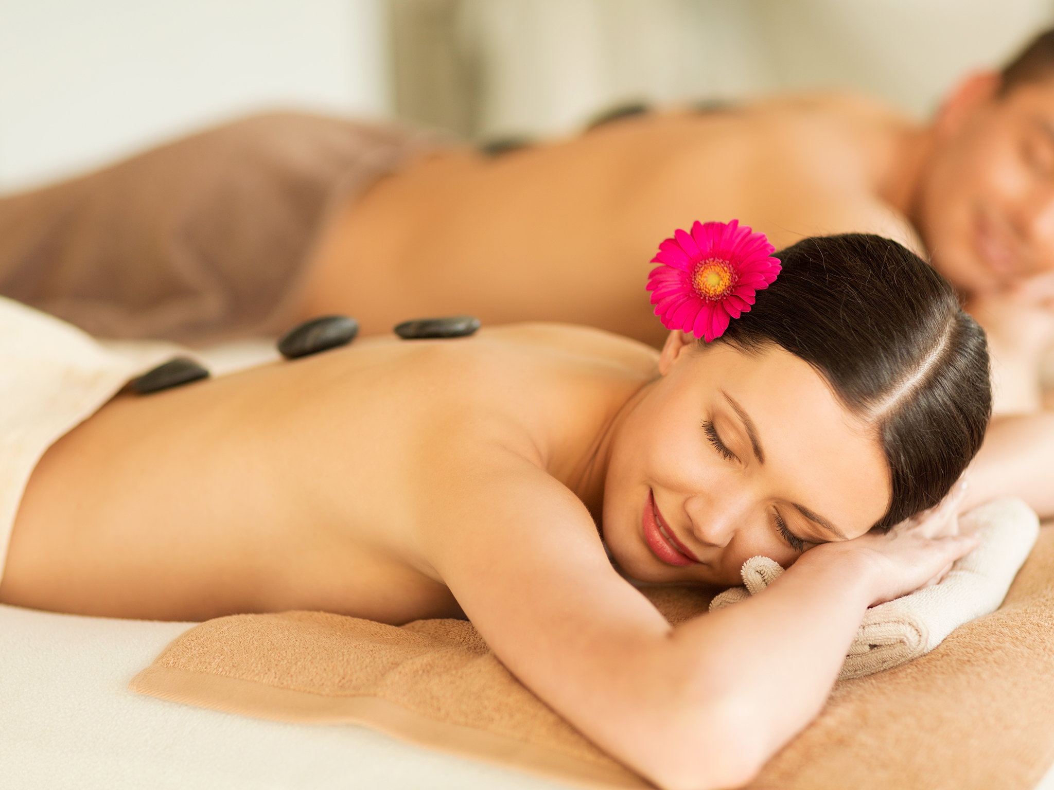Pasa un día de spa en pareja, ideal para que ambos se relajen