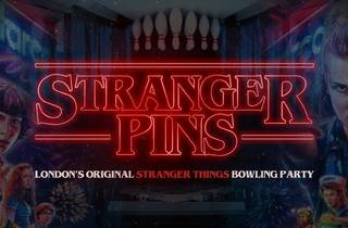 Stranger Pins: Stranger Things Bowling Party