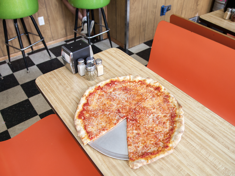 The $4.50 Freddy Prince at Paulie Gee's Slice Shop