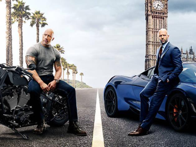 Fast ¬ Furious. Hobbs & Shaw