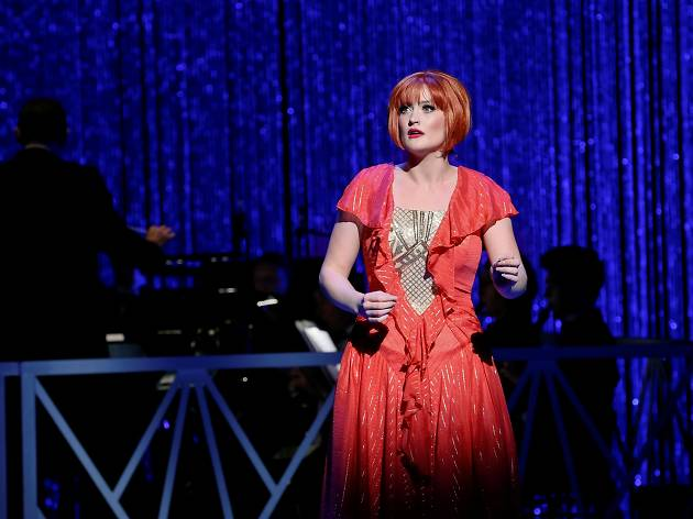 Thoroughly Modern Millie Production Company 2019 supplied
