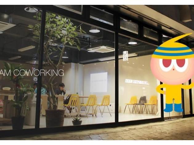 TAM COWORKING TOKYO