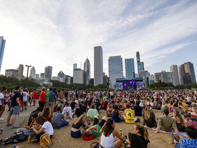 Lollapalooza and all other summer festivals are officially canceled