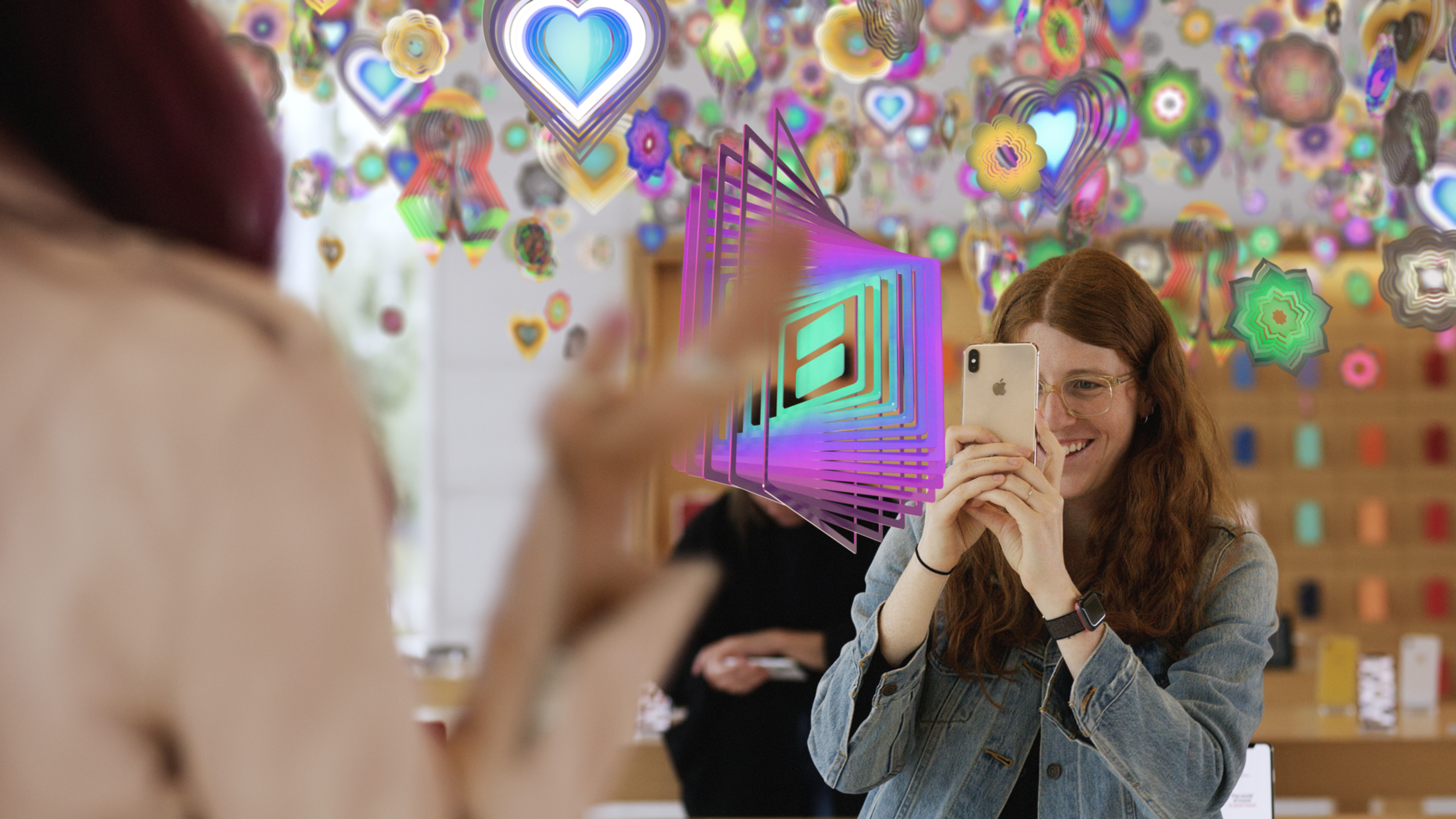 Apple's all-new augmented reality art sessions bring you around Causeway Bay