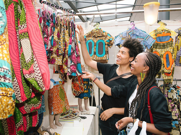 Pop-Up Africa Lates