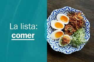 Eat List London