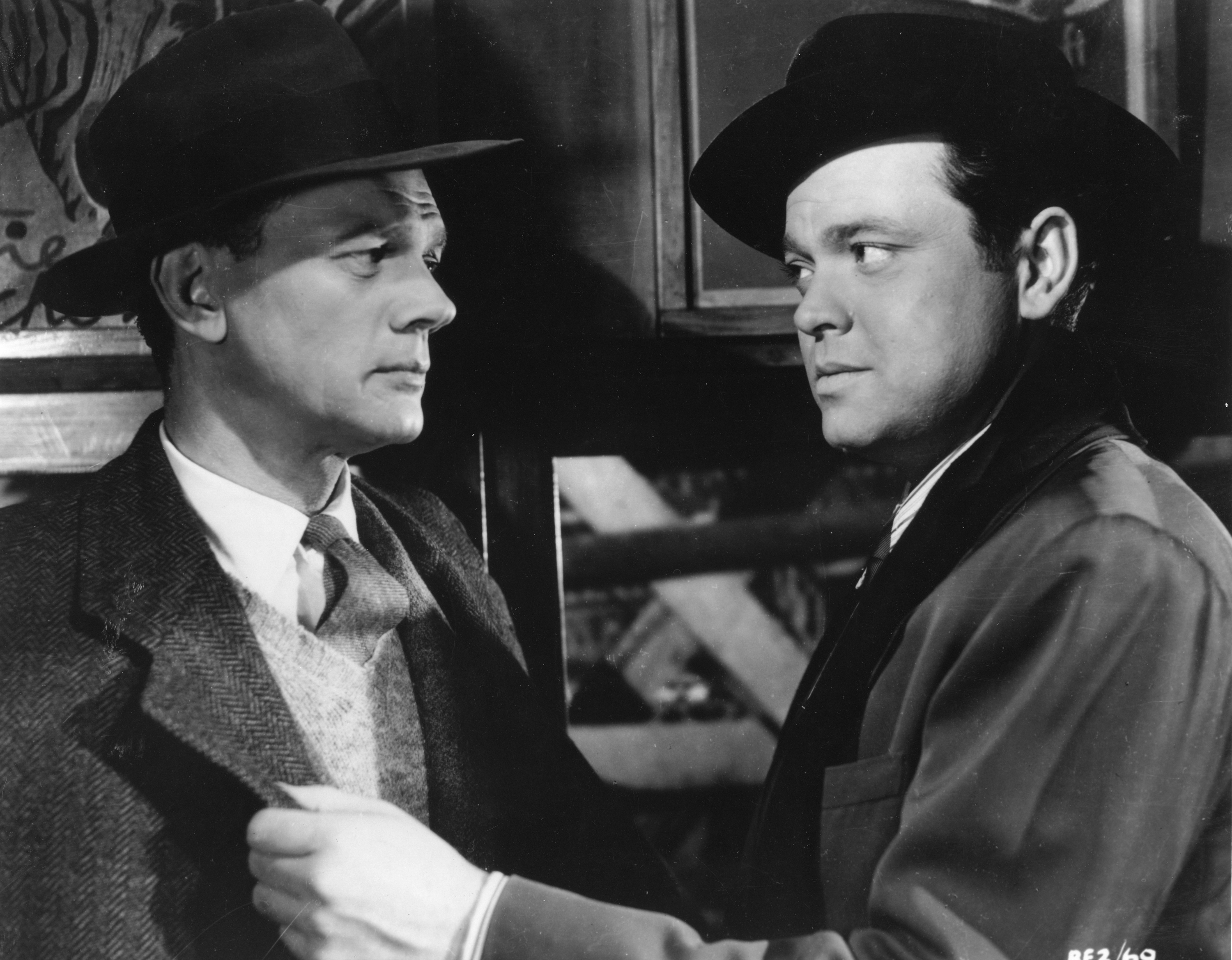 Exclusive trailer for the 70th anniversary re-release of 'The Third Man'