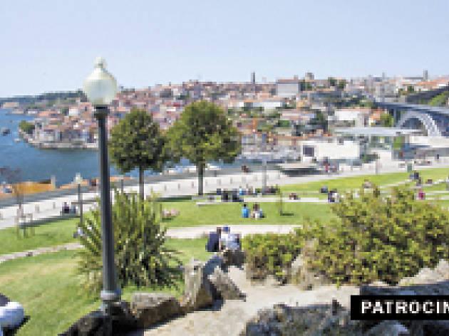 O dia perfeito de Agosto no Porto