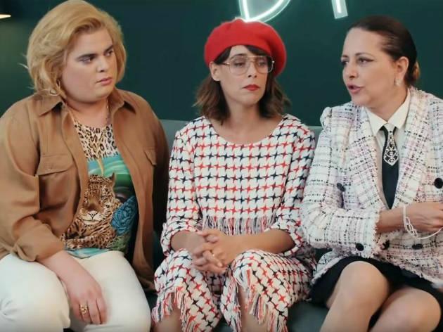 Paquita Salas, la serie española de comedia