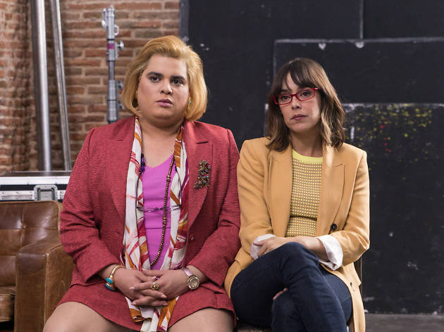 Paquita Salas, la comedia española