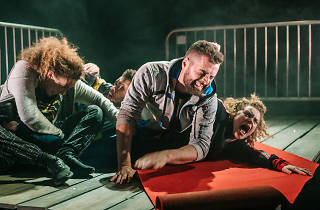 How Not To Drown, Traverse Theatre