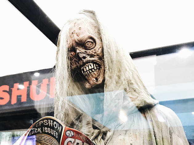 Halloween Horror Nights is bringing George Romero and Stephen King's 'Creepshow' to life