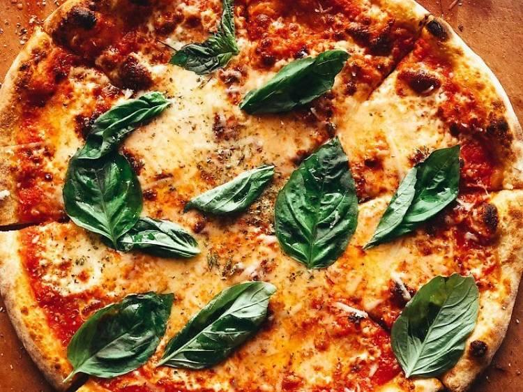 Les meilleures pizzas de Montreal