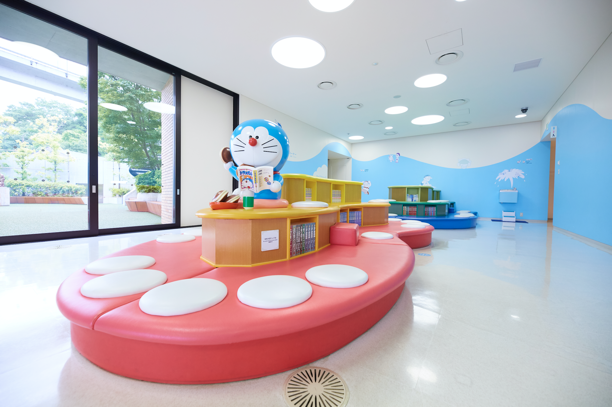 Discover Doraemon's world at Fujiko F. Fujio Museum