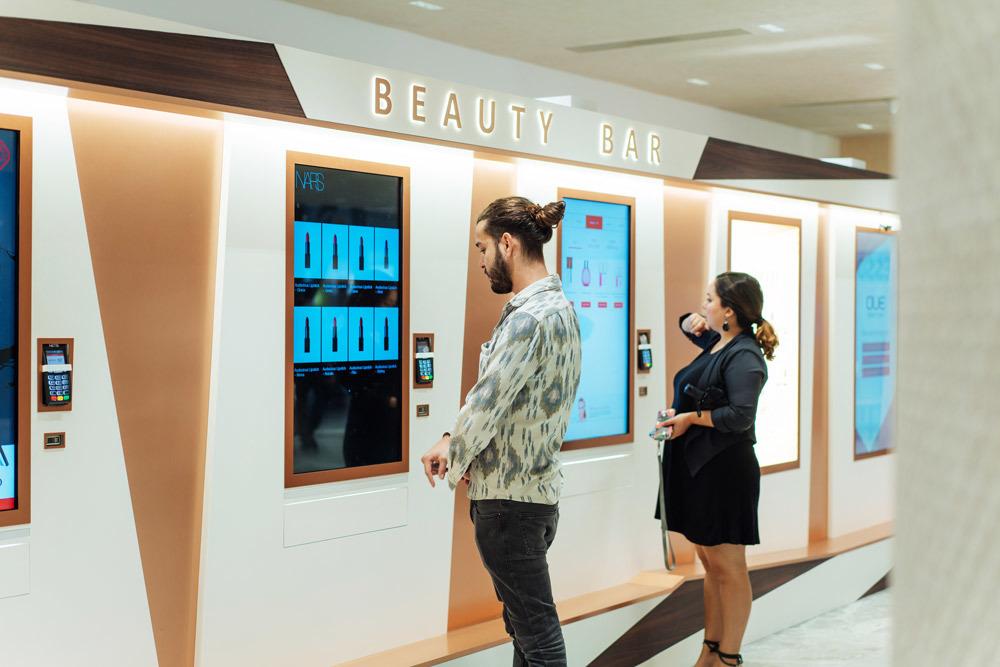 OUE Beauty Bar