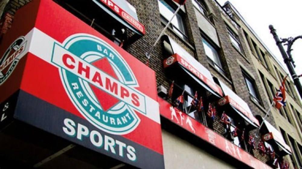 Resto Bar Champs