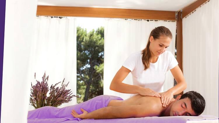 Massage at Hotel Aurora