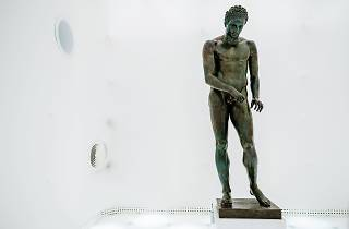 The Lošinj Apoxyomenos