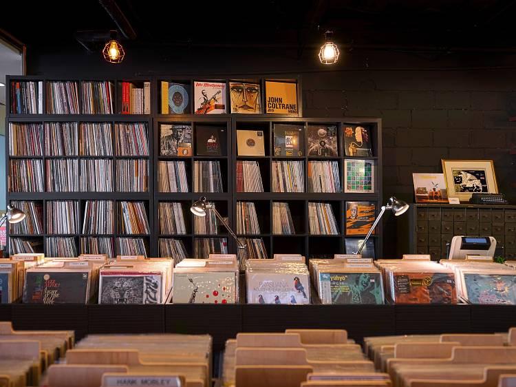 We explore the vinyl scene in Singapore