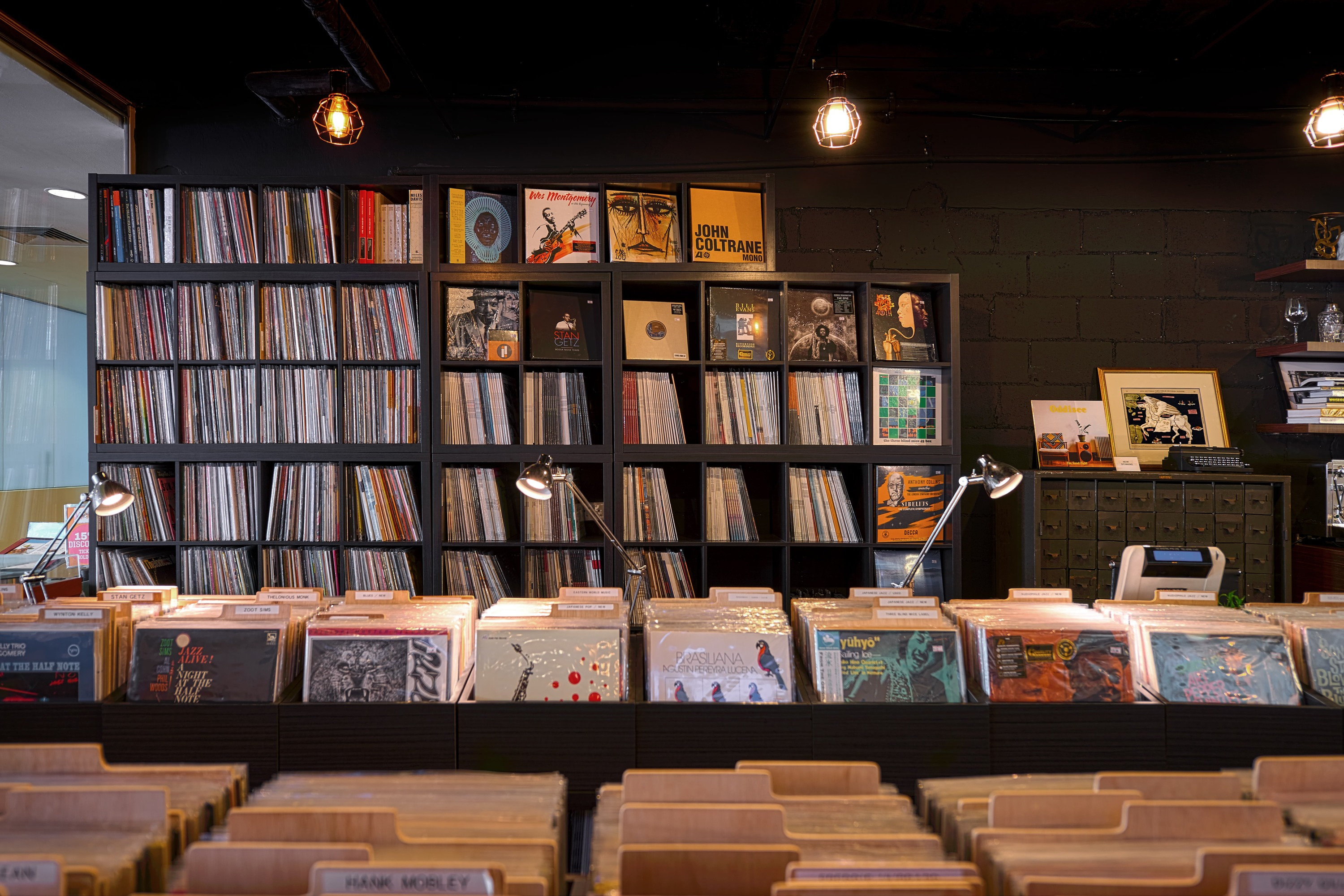 We explore the vinyl scene in Singapore