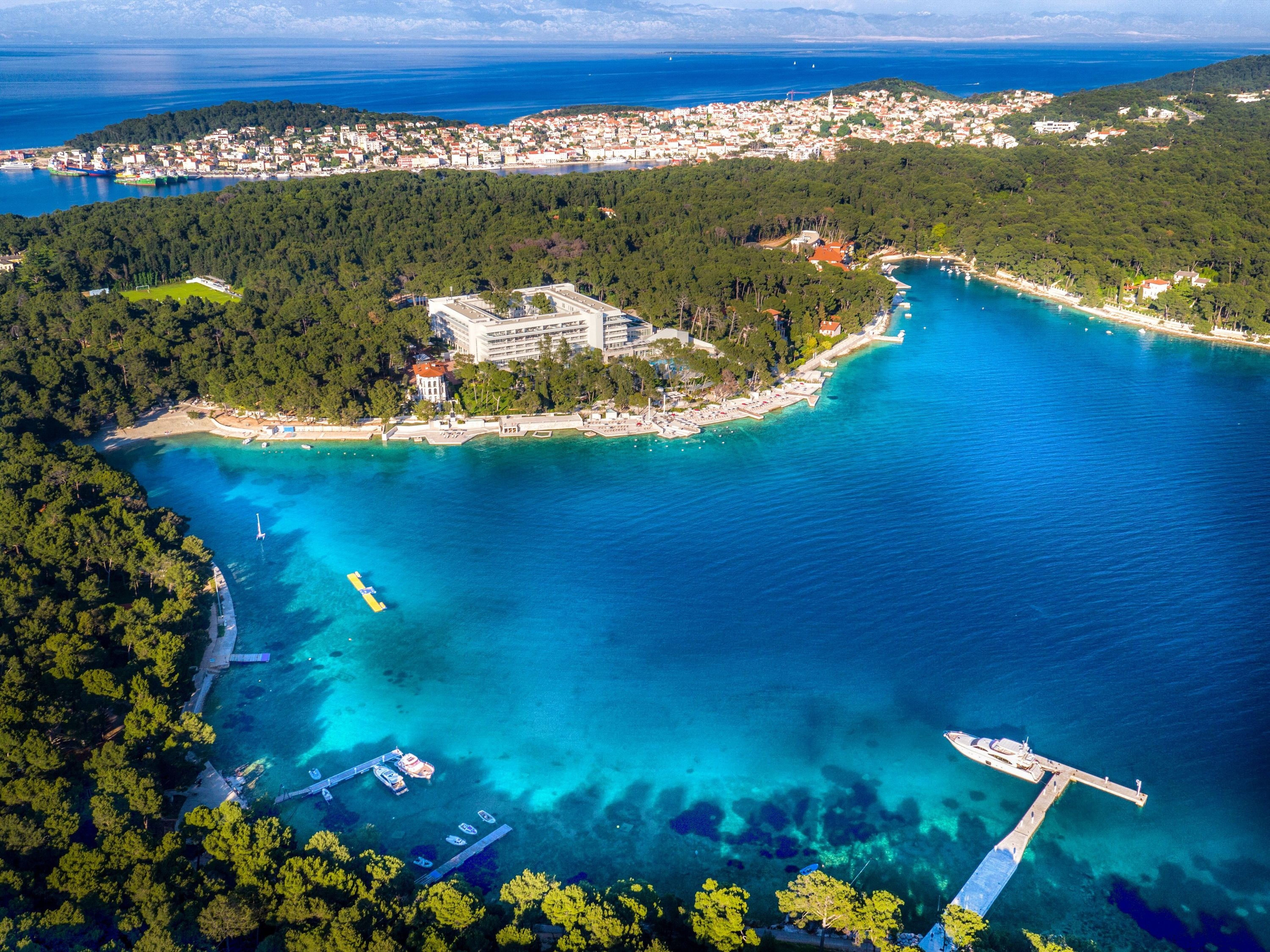 The best beaches in Lošinj