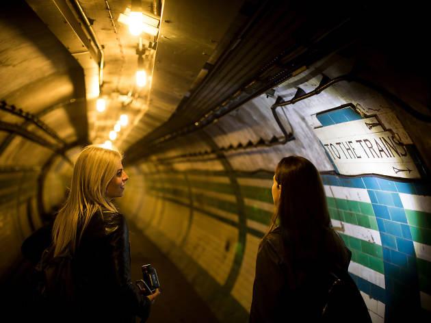 Uncover London's secrets this autumn