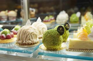 ホテルオークラ東京ベイ カフェレストラン テラス