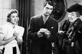 A still from 'The Awful Truth'