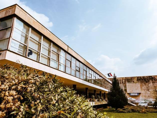Open University Building (Pučko otvoreno učilište)