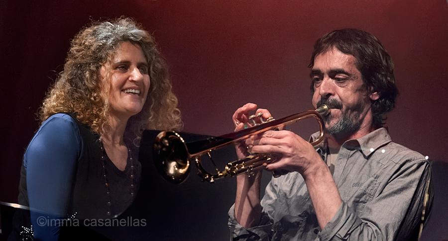 Festival L'Hora del Jazz – Memorial Tete Montoliu 2019: Elisabet Raspall i Benet Palet Duo + Joel Moreno Codinachs Quartet