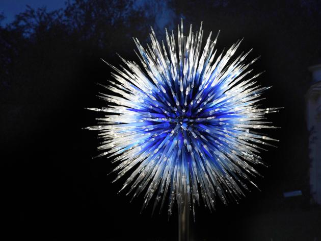 Chihuly Nights Kew Gardens