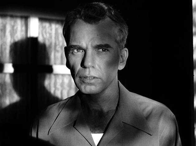 Billy Bob Thornton in The Man Who Wasn't There