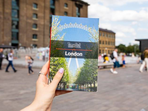 Time Out London City Guide 2019
