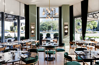 Emilia restaurant in Beverly Hills Los Angeles