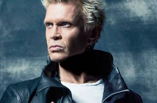 Profile of punk rocker Billy Idol.