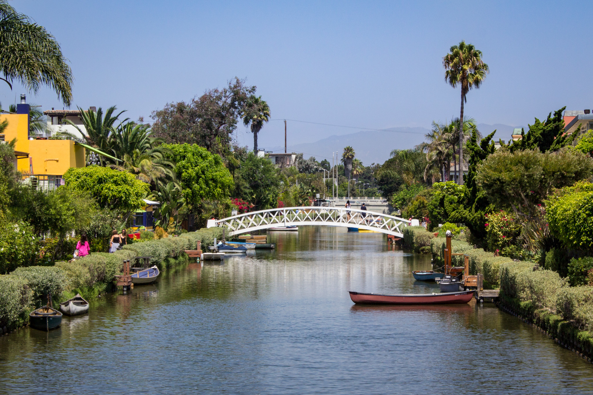 Venice Canals | Things to do in Venice, Los Angeles