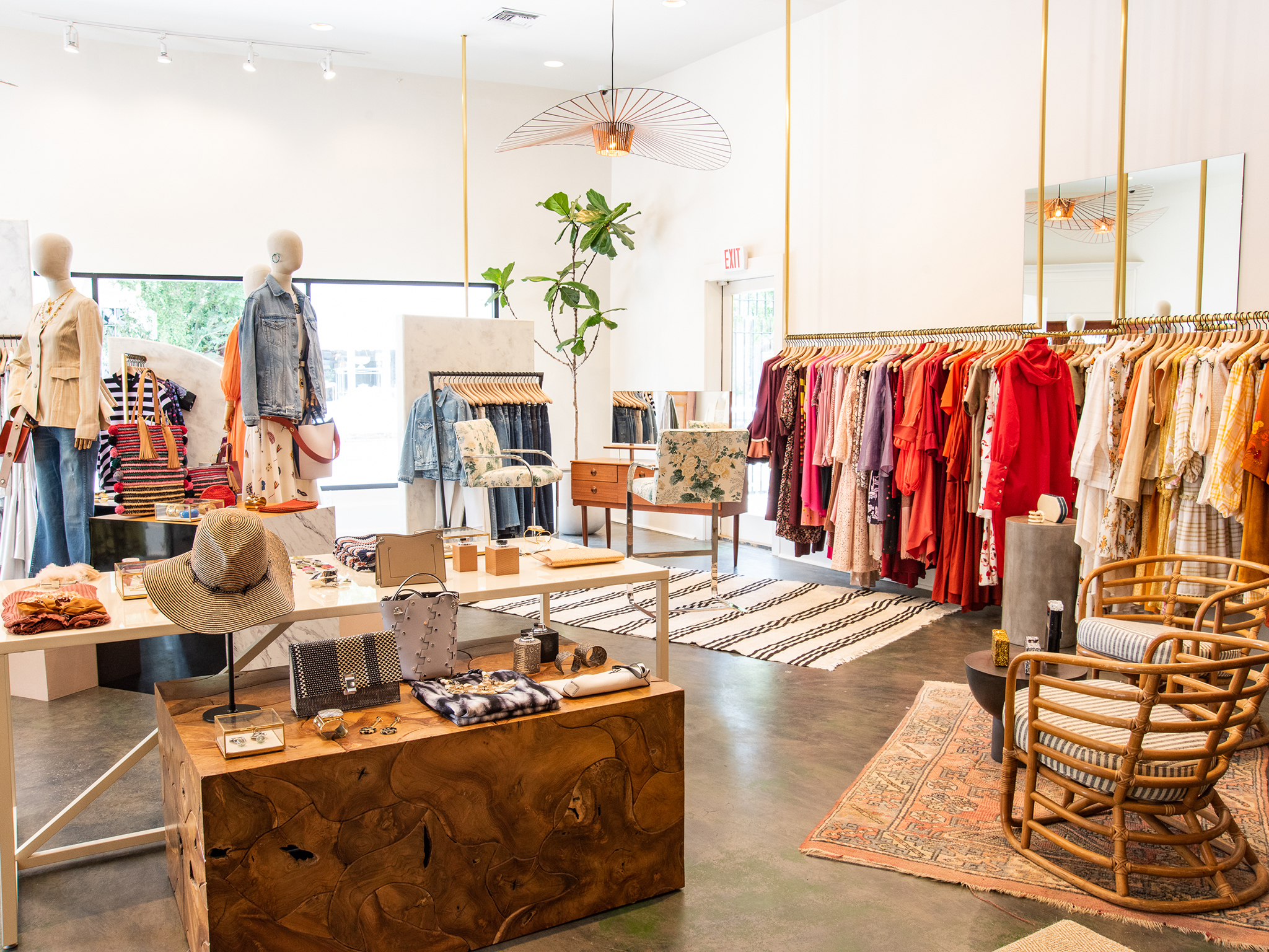 Where to go shopping in New Orleans