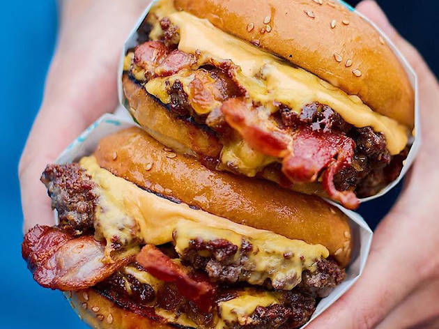 National Burger Day Party