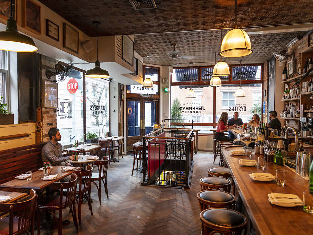The best restaurants in the West Village
