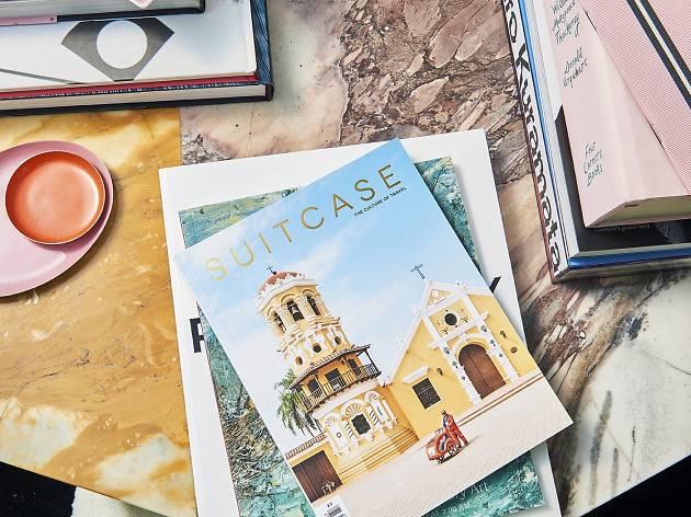 Suitcase Magazine Travel Writing Workshop