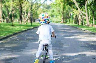 Bici-Escuela en el Faro Indios Verdes