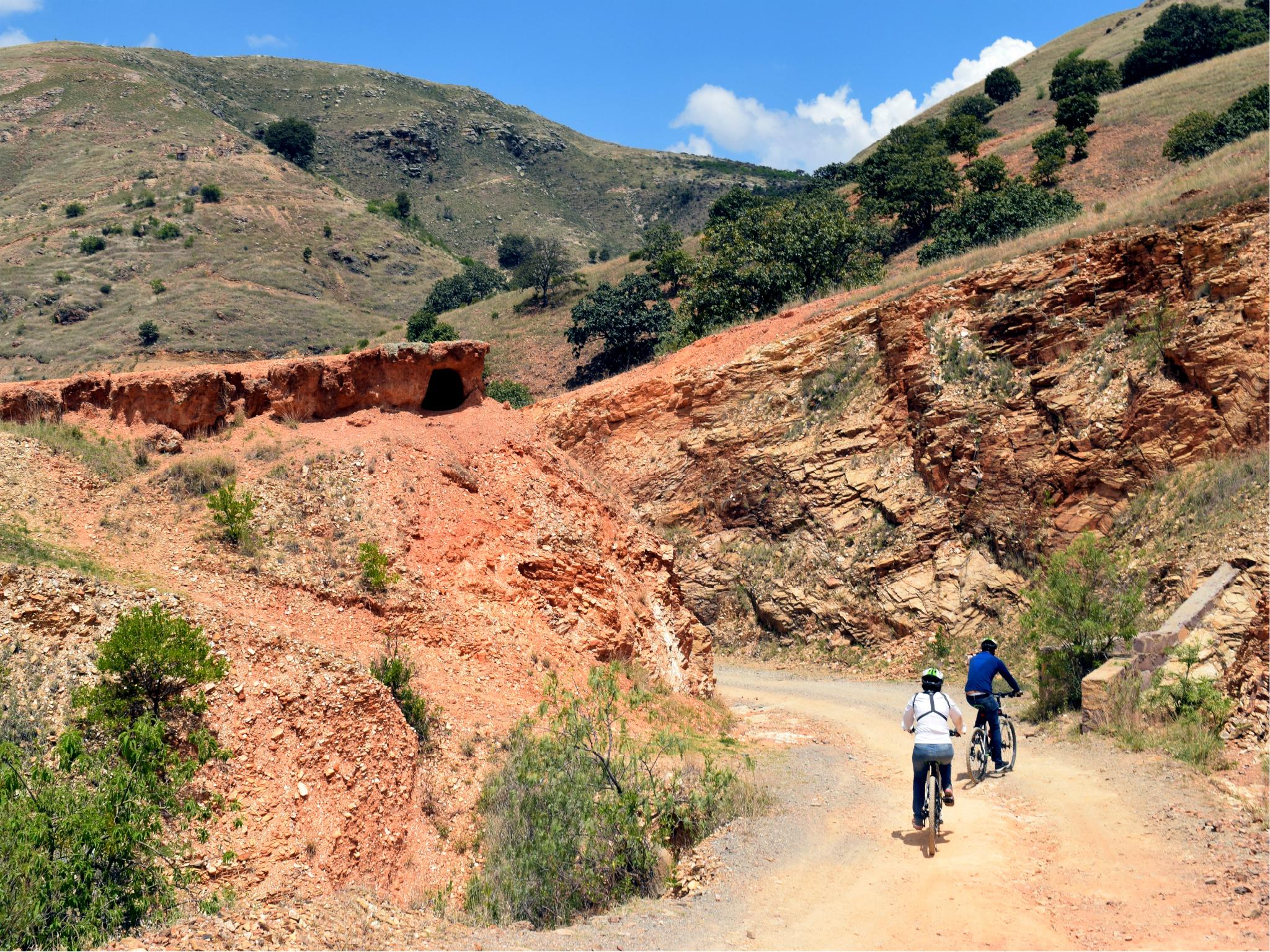 Bicicletas de montaña en Guanajuato, turismo de aventura por la Sierra de Guanajuato