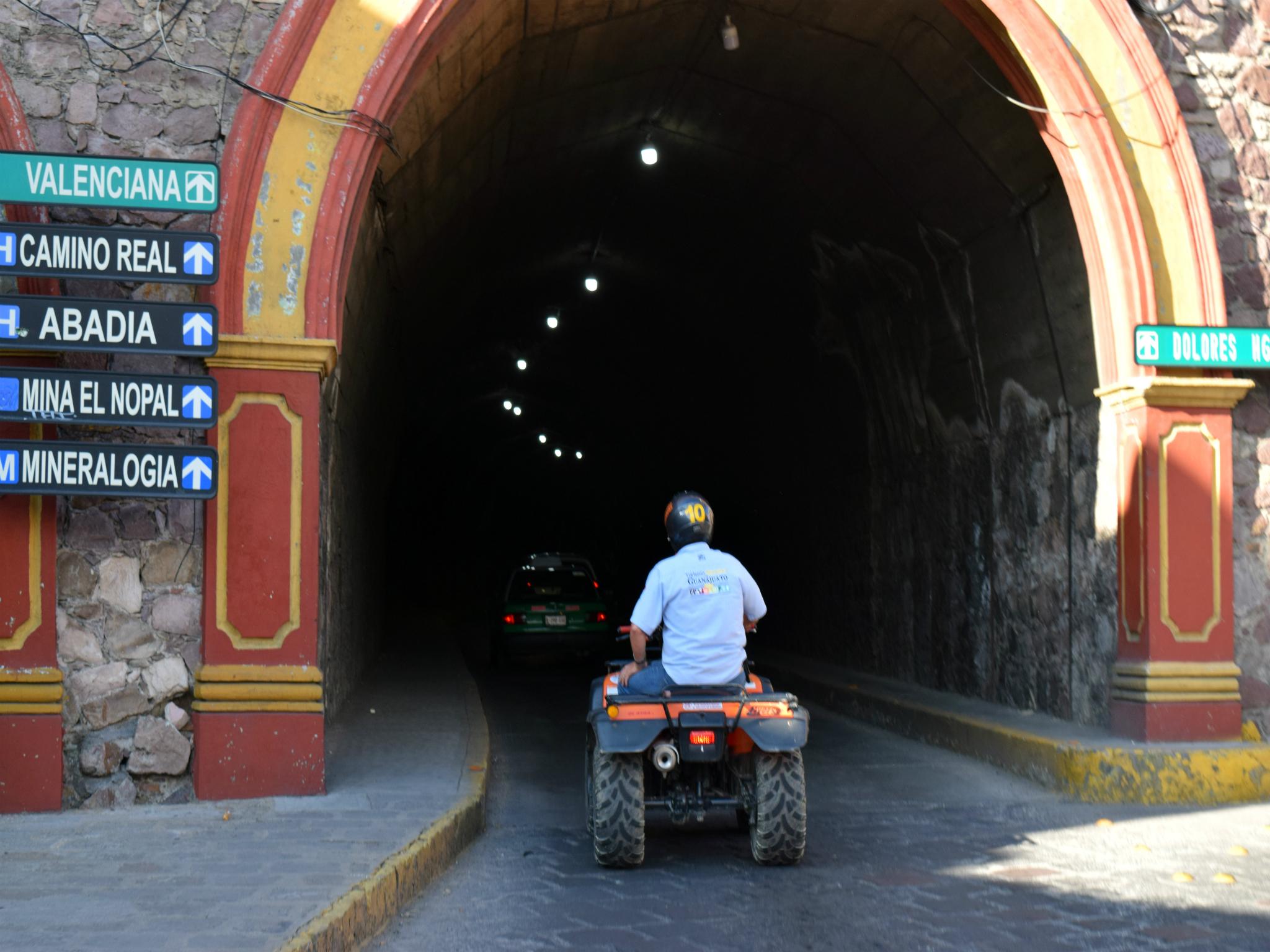 Recorre Guanajuato sobre cuatrimotos, experiencia de turismo extremo