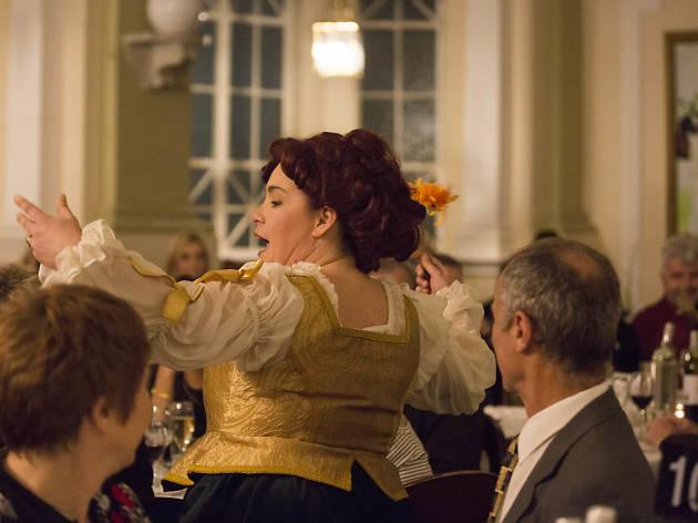 Opera High Tea: Opera Goes to the Movies