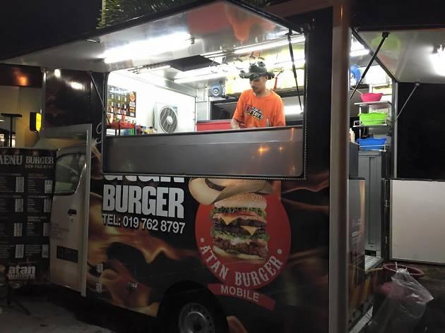 Atan Burger Truck