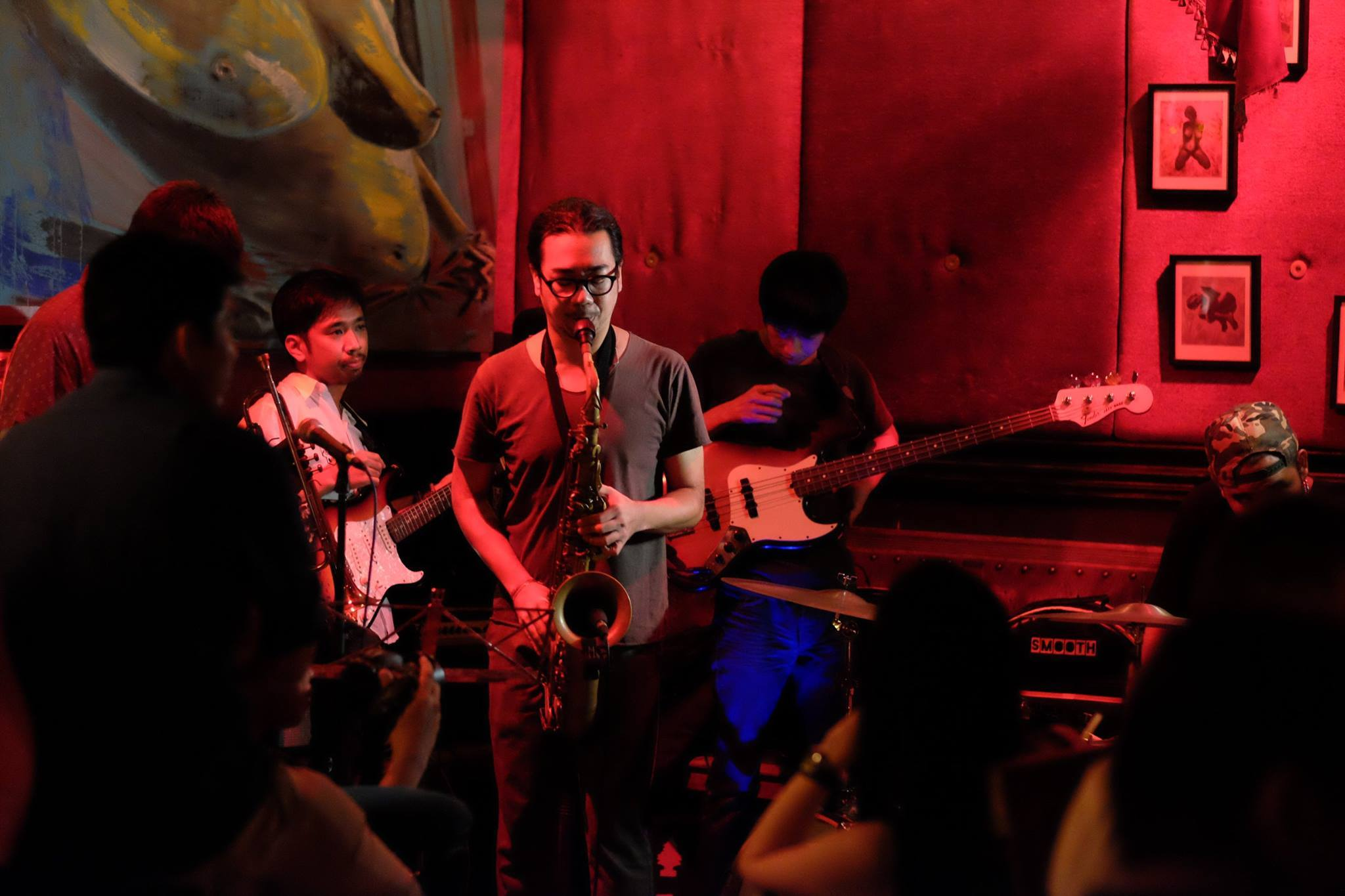 The best jazz venues in Bangkok